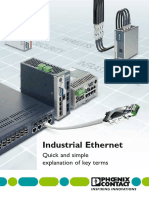 Ethernet Industrial - Explicativo de Phoenix Contact