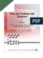 PROY PPS Plan de Pruebas