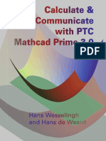 Calculate & Communicate With PTC Mathcad Prime 3.0
