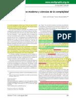 Medicina Moderna y Ciencias de La Complejidad.desbloqueado