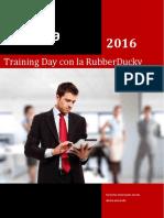 Temario Training Day Rubberducky