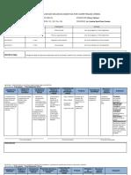 Planeación Didáctica Ética y Valores i