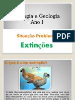 Extinções