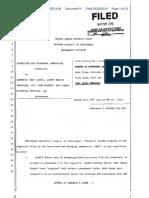 Loomis Response to SEC Complaint