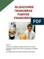 Modulo Sobre Obligaciones Financieras