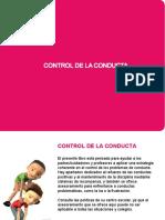 Manual de Conducta