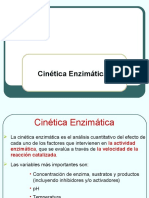 Enzimas Cinética