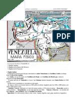 Venezuela Generalidades, Mapa Físico y Económico