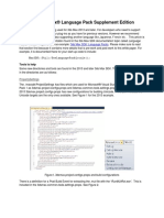 3ds Max Language Packs Supplement Edition