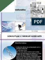 Introdução a Bioinformatica
