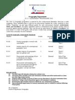 level iii geo outline 16
