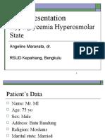 Case Presentation Portfolio Internsip