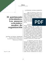 Dialnet-ElPatrimonioEclesiasticoLosMuseosEclesialesModosDe-2711888.pdf