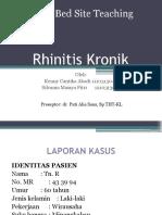 BST Rhinitis Kronik BKT