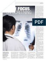 New focus on Screening - The Medical Observer
