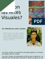 ¿Qué Son Las Artes Visuales?