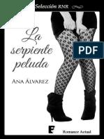 La Serpiente Peluda - Ana Alvarez