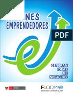 Manual Jóvenes Emprendedores Generan Ideas de Negocio1