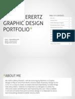 Betsy Sherertz 2010 PDF Portfolio