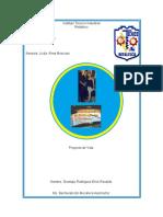 Instituto Técnico Industrial Proyecto de Vida