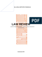 2015 Law Review