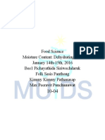 moisturelabreport