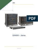 DM4000-Datasheet