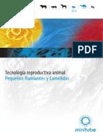 Minitube_Catálogo Pequeños Rumiantes y Camélidos_Tecnología reproductiva animal_ES_2014.pdf