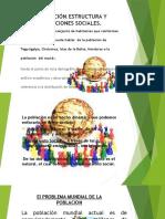 Población, Estructura y Relaciones Sociales