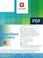Cisco OpenStack Summit HK v2