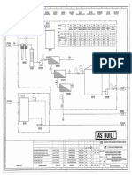 UPD-IJ-P1-PR-FD-0003-02-D2 PFD Process Water Package & Antifoam Package for H2S Removal System