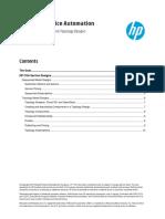 HP CSA4 SequencedAndTopology White Paper