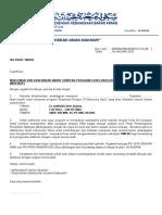Makluman Dan Kebenaran Waris A4 2014