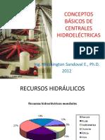 Conceptos Básicos de Centrales Hidroeléctricas