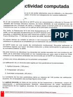Actividad Computada Boletín Afutu 2014