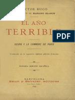 Víctor Hugo - El Año Terrible. Sedán y La Commune de París