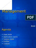 Cs State Management