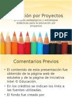 aprendizajeporproyectos