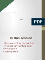 04 - c&m Writing Development