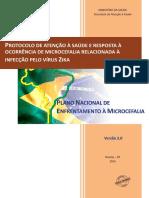 Protocolo de Ateno a Saude Para Microcefalia Realcionada a Infeco Pelo ZKV