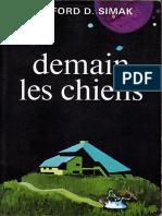 Clifford Simak - Demain Les Chiens