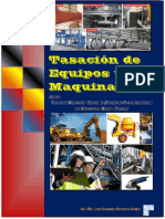 Tasación de Maquinaria Planta y Equipo - Edicion 2015 (Version Final)