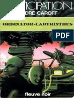 FNA 1245 - Ordinator 1 - Labyrinthus - Caroff Andre