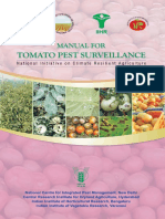 Manual for Tomato Pest Surveillance