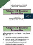 Revenue Recognition & Accounts Recievable