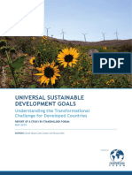 SDG Universality Report - May 2015