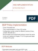L4 BGPPolicy New