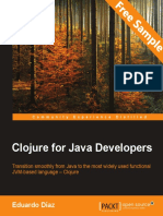 Clojure for Java Developers - Sample Chapter