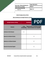 Anexo 11 Identificacion Actividades Posteriores Entrega