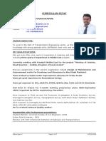 Palanirajan CV